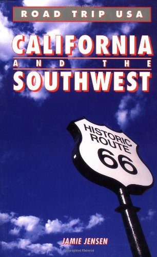 9781566911900: Road Trip USA: California and the Southwest