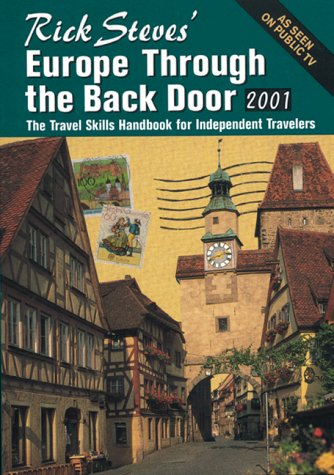 9781566912280: Rick Steves' 2001 Europe Through the Back Door (Rick Steves' Europe Through the Back Door)