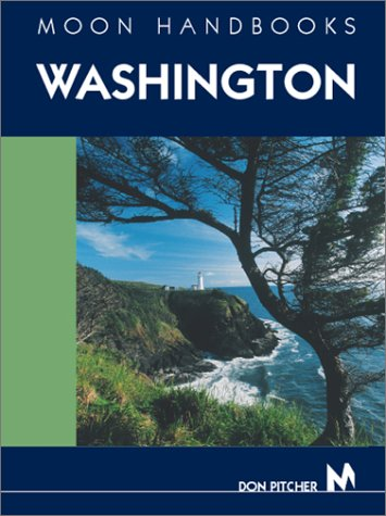9781566913867: Moon Handbooks Washington