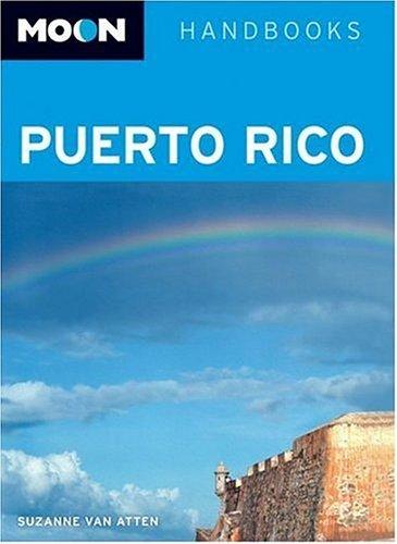 9781566915137: Moon Puerto Rico (Moon Handbooks)