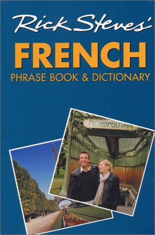 9781566915175: Rick Steves' French Phrase Book and Dictionary