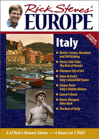 9781566916431: Rick Steves' Europe: Italy (DVD)