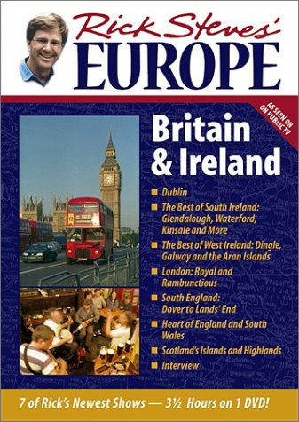 Rick Steves' Europe: Britain and Ireland (DVD): Steves, Rick
