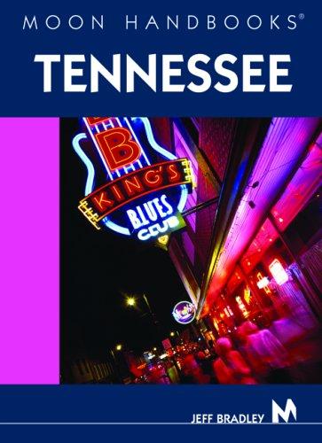 9781566916936: Moon Handbooks Tennessee