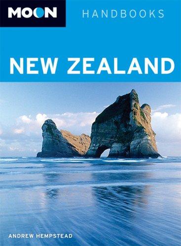 9781566917162: Moon New Zealand (Moon Handbooks)