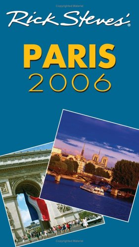 9781566917308 Rick Steves Paris 2006