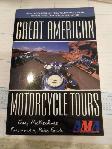 9781566917414: Great American Motorcycle Tours