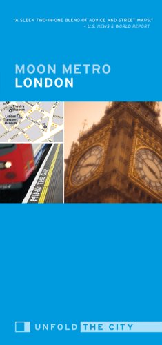9781566917919: Moon Metro London