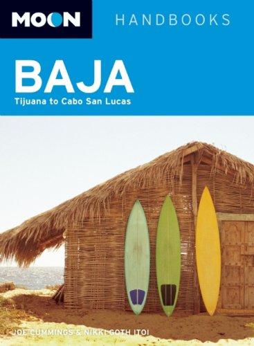 9781566918008: Moon Baja: Tijuana to Cabo San Lucas (Moon Handbooks)