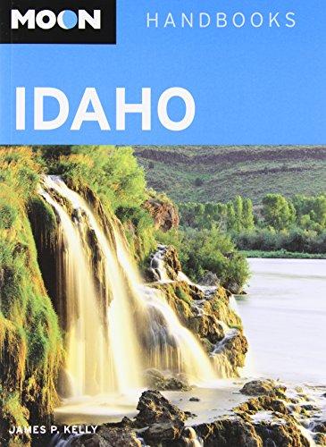9781566918374: Moon Idaho (Moon Handbooks)
