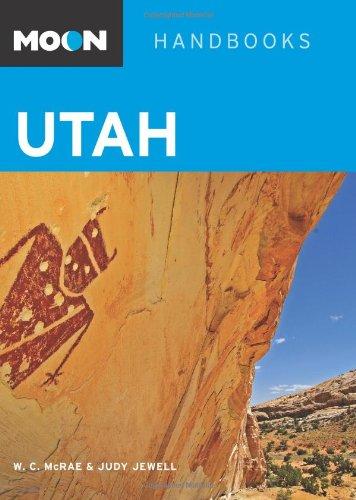 9781566918381: Utah (Moon Handbooks)