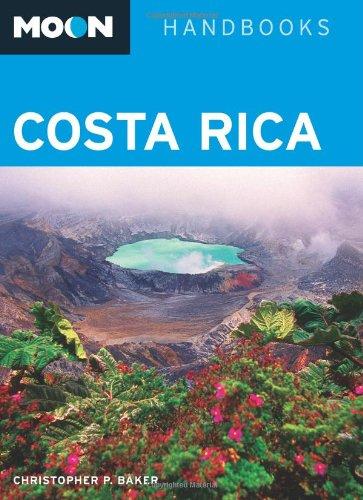 9781566918473: Costa Rica Handbook (Moon Handbooks)