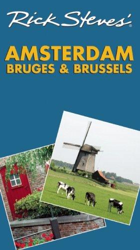 9781566918503: Rick Steves' Amsterdam, Bruges and Brussels