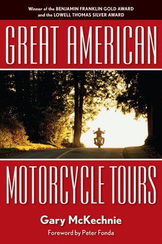 9781566919005: Great American Motorcycle Tours