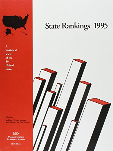 State Rankings 1995: A Statistical View of: Morgan, Kathleen O'Leary