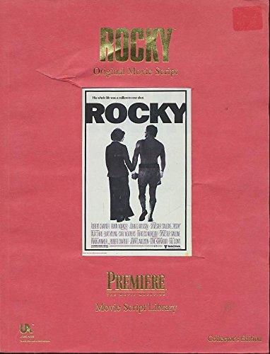 9781566933032: Rocky: Original Movie Script