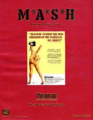 9781566933087: M*A*S*H Original Movie Script (The Movie Script Library)