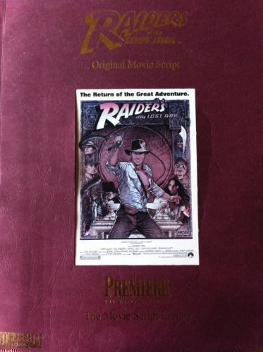 9781566933186: Raiders of the Lost Ark: Original Movie Script