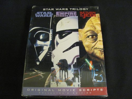 9781566933742: Star Wars Trilogy Original Movie Scripts Collector's Edition/ Star Wars, Return of the Jedi, The Empire Strikes Back (Star Wars Trilogy Orignal Movie Scripts)