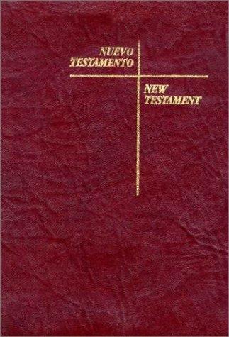 9781566940238: Bilingue Nuevo Testamento-PR-RV 1960/KJV: Anotada de Scofield