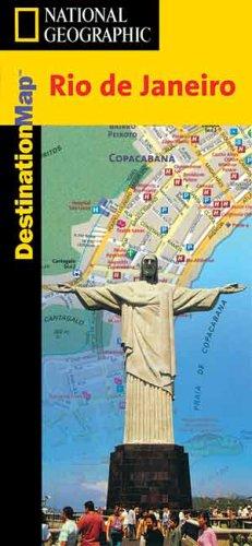 9781566951067: Rio de Janeiro (City Destination Maps)