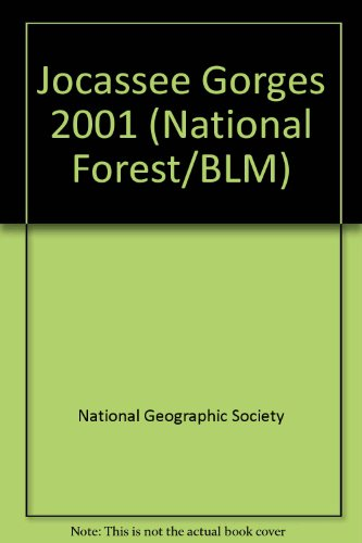 9781566951142: Trails Illustrated - National Forests Map-Nantahala/Cullasaja Gorge (National Forest/BLM)