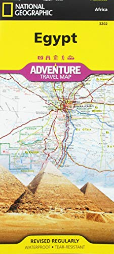 Tiam Kilimanjaro (Adventure Maps) (1566951674) by Rand McNally