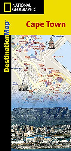 9781566951685: Cape Town City Destination Map (National Geographic Destination City Map)