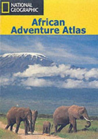 An African Adventure Atlas: NGAFR.AAA620500 (Paperback)