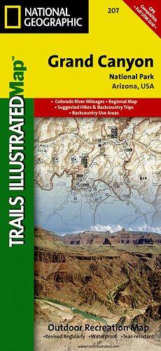 9781566953177: 207- Grand Canyon National Park, AZ (Ti - National Parks)