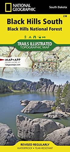 9781566953474: Black Hills South [Black Hills National Forest ...