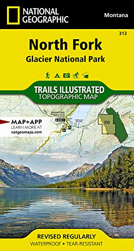 North Fork: Glacier National Park