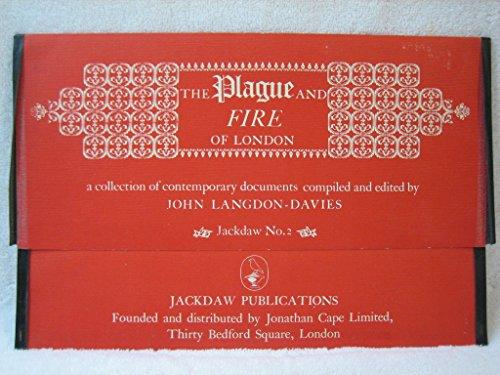 9781566960793: The Plague & Fire of London
