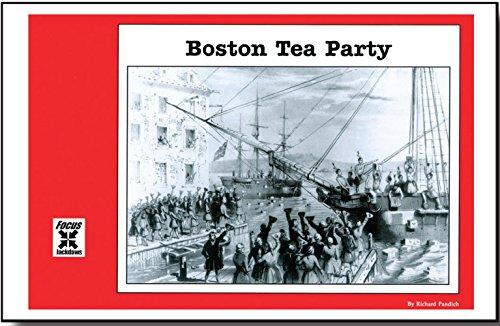 9781566962698: Boston Tea Party (Focus)