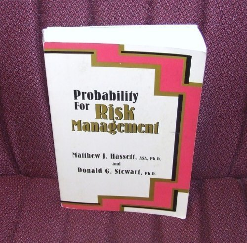 9781566983471: Probability for Risk Management