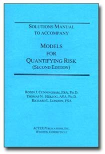 9781566985857 models for quantifying risk solutions manual rh abebooks co uk Quantifying Risks Temple First Aide Quantifying Risk