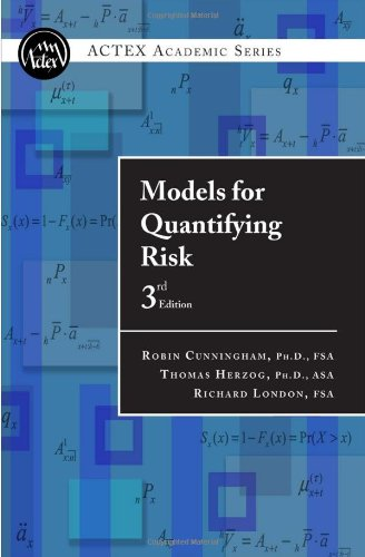 Models for Quantifying, 3rd Edition: Robin J. Cunningham,