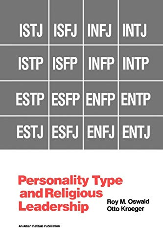 9781566990257: Personality Type and Religious Leadership
