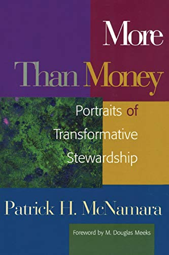 9781566992152: More Than Money: Portraits of Transformative Stewardship (Money, Faith and Lifestyle)