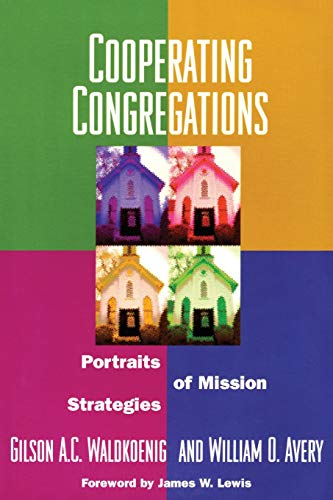 9781566992251: Cooperating Congregations: Portraits of Mission Strategies