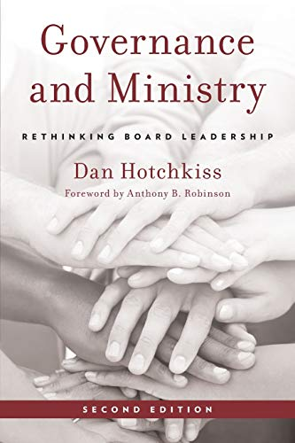 9781566997393: Governance and Ministry: Rethinking Board Leadership