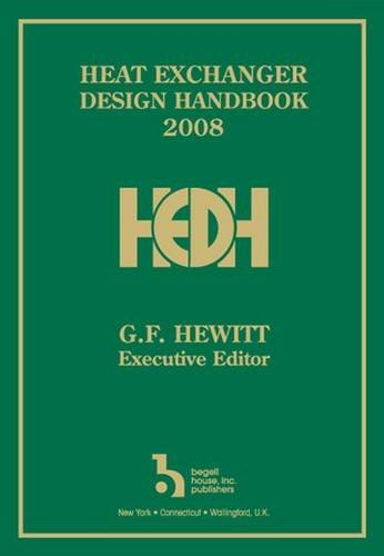 Heat Exchanger Design Handbook 2008 (Hardback)