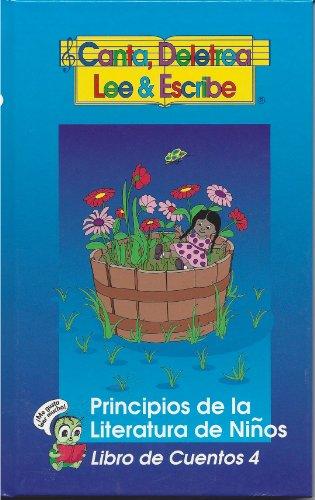 9781567043709: CANTA DELETREA LEE Y ESCRIBE - Libro de Cuentas 4