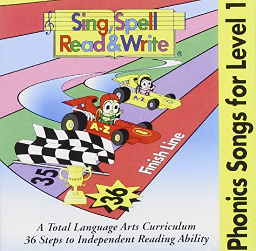 9781567046328: LEVEL 1 AUDIO COMPACT DISK SECOND EDITION SING SPELL READ AND WRITE