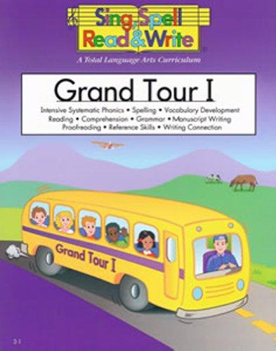 GRAND TOUR # 1 STUDENT BOOK SING: MODERN CURRICULUM PRESS