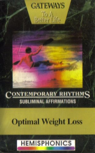 9781567050318: Hemisphonic Subliminals: Optimal Weight Loss (Gateways To a Better Life)
