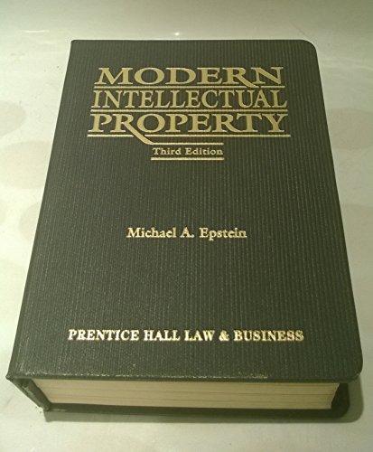 9781567061505: Modern Intellectual Property