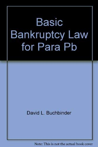 9781567065121: Basic Bankruptcy Law for Paralegals: Forms Manual