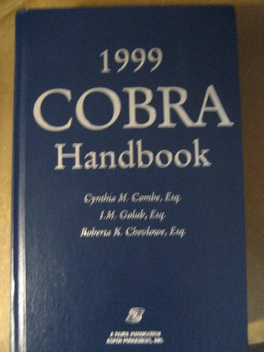 9781567069631: COBRA Handbook