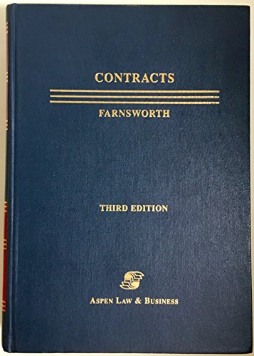 9781567069945: Contracts (Textbook Treatise)